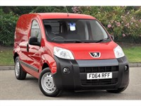 Used Peugeot Bipper 1.3 Hdi 75 S [non Start/Stop]