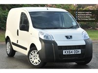 Used Peugeot Bipper 1.3 Hdi 75 Se [non Start/Stop]