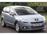 Used Peugeot 5008 Hdi 163 Active Ii 5Dr Auto Estate