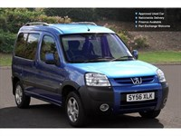 Used Peugeot Partner Combi 1.6 Hdi Escapade 5Dr Estate