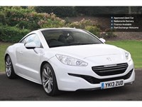 Used Peugeot RCZ Hdi Gt 2Dr Coupe