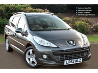 Used Peugeot 207 Vti Allure 5Dr Auto Estate