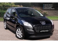 Used Peugeot 3008 Hdi Active 5Dr Egc Estate