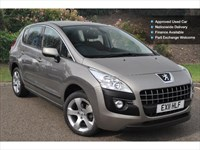 Used Peugeot 3008 Hdi 112 Sport 5Dr Egc Estate