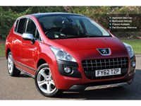 Used Peugeot 3008 E-Hdi 112 Allure 5Dr Egc Estate
