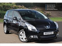 Used Peugeot 5008 Hdi 163 Active 5Dr Auto Estate
