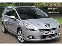 Used Peugeot 5008 E-Hdi Allure 5Dr Egc Estate
