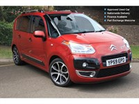 Used Citroen C3 Picasso Hdi 16V Exclusive 5Dr Estate