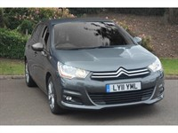 Used Citroen C4 E-Hdi [110] Airdream Vtr+ 5Dr Egs6 Hatchback