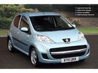 Used Peugeot 107 Envy 5Dr Hatchback