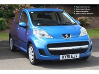 Used Peugeot 107 Urban 5Dr Hatchback