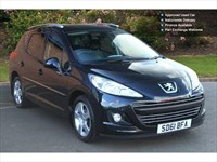Used Peugeot 207 Vti Sport 5Dr Auto Estate