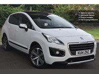 Used Peugeot 3008 Hdi Allure 5Dr Estate