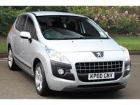 Used Peugeot 3008 Hdi Sport 5Dr Estate