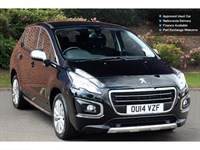Used Peugeot 3008 Hdi Active 5Dr Estate