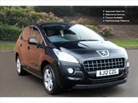 Used Peugeot 3008 Hdi 112 Active Ii 5Dr Estate