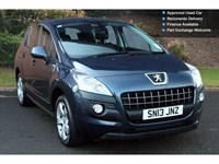 Used Peugeot 3008 Hdi 115 Active Ii 5Dr Estate