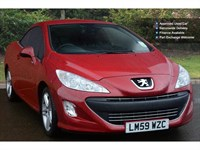 Used Peugeot 308 Thp Se 2Dr Auto Cabriolet