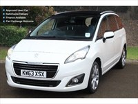 Used Peugeot 5008 Hdi Allure 5Dr Estate