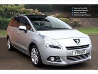 Used Peugeot 5008 Hdi 112 Exclusive 5Dr Estate