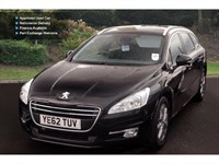 Used Peugeot 508 508 Hdi 115 Active 5Dr Estate