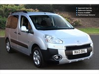 Used Peugeot Partner Hdi 92 Outdoor 5Dr Estate