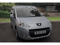 Used Peugeot Partner Tepee Hdi 92 S 5Dr Estate