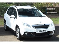 Used Peugeot 2008 E-Hdi Active 5Dr Estate