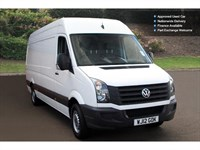 Used VW Crafter Tdi 109Ps High Roof Van