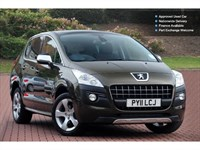 Used Peugeot 3008 Hdi 112 Exclusive 5Dr Egc Estate