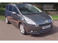Used Peugeot 5008 Hdi 163 Allure 5Dr Auto Estate