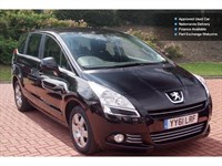 Used Peugeot 5008 Hdi 112 Sport 5Dr Egc Estate