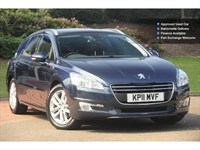 Used Peugeot 508 508 Hdi 163 Active 5Dr Auto Estate
