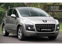 Used Peugeot 3008 E-Hdi 115 Active Ii 5Dr Egc Estate