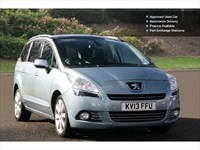 Used Peugeot 5008 E-Hdi 115 Allure 5Dr Egc Estate
