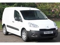 Used Peugeot Partner 850 S Hdi 92 Van