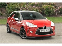 Used Citroen DS3 E-Hdi 110 Airdream Dsport Plus 3Dr Hatchback