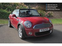 Used MINI Convertible One 2Dr [pepper Pack] Convertible