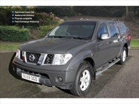 Used Nissan Navara Double Cab Pick Up Acenta Dci 190 4Wd
