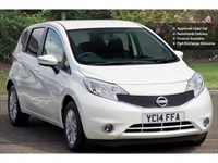 Used Nissan Note Acenta 5Dr Hatchback