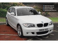Used BMW 116i 1-series [2.0] M Sport 5Dr Hatchback