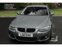 Used BMW 320d 3-series M Sport 2Dr Step Auto Coupe