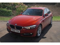Used BMW 320d 3 SERIES Sport 4Dr Saloon
