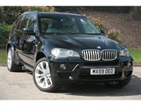 Used BMW X5 Xdrive35D M Sport 5Dr Auto Estate