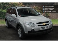 Used Chevrolet Captiva Vcdi Lt 5Dr Estate