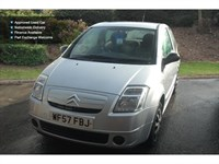 Used Citroen C2 I Airplay + 3Dr Hatchback