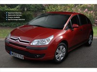 Used Citroen C4 Hdi 16V Cool 5Dr Hatchback