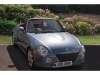 Used Daihatsu Copen 2Dr Cabriolet