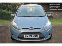 Used Ford Fiesta 1.25 Style 3Dr Hatchback