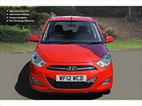 Used Hyundai i10 Active 5Dr Hatchback